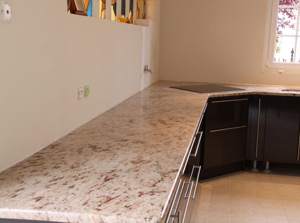 conception et pose plan de travail atelier de la pierre. Black Bedroom Furniture Sets. Home Design Ideas