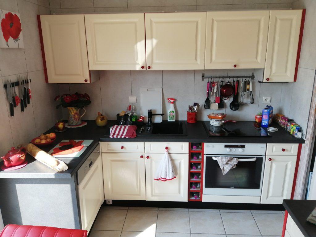 Rénovation cuisine Plan de travail Stratifié et complément meubles